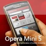 更快、更省錢的手機瀏覽Android 版的 Opera Mini 5 beta 發表