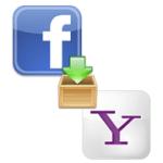 用 Yahoo! 信箱下載全部 Facebook 好友的 E-mail
