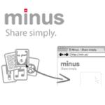 10G免費檔案空間「Minus」不限流量,可免費升級到 50GB