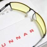 [開箱心得] 數位光學眼鏡 GUNNAR Paralex Gloss Onyx