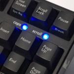 免費鍵盤LED指示燈,沒燈照樣亮