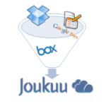Joukuu:管理 Dropbox、Box.net、Google Docs 三大雲端服務裡的檔案,一套搞定