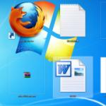 自由變更 Windows7 桌面圖示大小(免軟體)