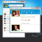 fTalk Facebook 聊天軟體,不用開網頁也可以跟好友哈啦