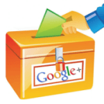 Google+ 變身網路投票機,這樣搞也行!