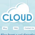 下載檔案不用等,直接幫你儲存到 Dropbox或信箱:side CLOUD load
