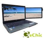 【使用心得】GeChic ON-LAP 筆記型螢幕,雙螢幕橫豎走著瞧