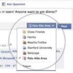 Facebook 強化好友清單,更準確、迅速的指定訊息分享對象