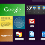 Awesome New Tab Page:讓新分頁變成 Windows 8 的 Metro UI(Chrome)