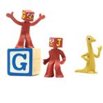 Google Doodle:黏土動畫大師 Art Clokey 90歲誕辰,卡通人物 Gumby(甘餅人) 創造者