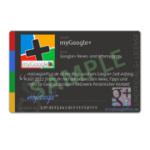 [Google+] 製作你的 Google+ 證照