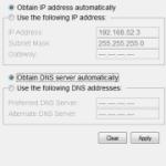 網路設定工具「Simple IP Config」快速變更IP、Mask、Gateway、DNS…等網路設定