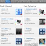 讓你的Google+專頁編入 CircleCount 台灣排行榜