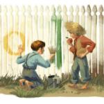 [Google Doodle] 馬克吐溫(Mark Twain)176歲誕辰