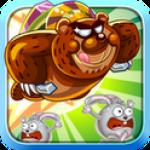 [Android遊戲] 森林跑跑熊:iOS移植的殺時間耐玩遊戲