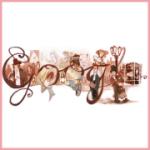 [Google Doodle] 狄更斯 -《雙城記》作者,英國大文豪200歲誕辰