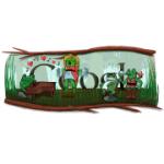 [Google Doodle] Gioachino Rossini 義大利歌劇大師「羅西尼」220歲誕辰