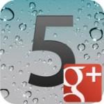 用 Google+ 快速取得 iPhone/iPad 畫面截圖