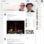 Google+ 全新介面大改版,這回 Google 超殺演出!