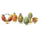 [Google Doodle] Peter Carl Faberge 俄國皇室復活節彩蛋珠寶設計師 166歲誕辰