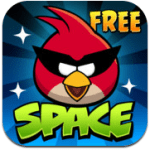 iOS 的 Angry Birds Space (太空版) 推出 Free 版本囉!