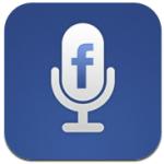 [限時免費] 更新Facebook訊息用講的,支援中文語音 (iPhone/iPad)