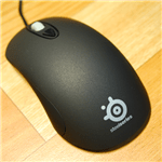 steelseries KINZU OPTICAL MOUSE 滑鼠試玩報告