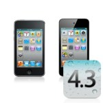 iPad/iPhone/iPod 可以更新 iOS 4.3 囉!
