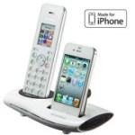 [評測] i-700無線藍芽電話,穿透3層樓通話依然清晰