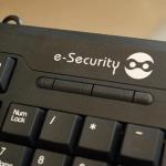 [評測] 防側錄 KINYO 加密鍵盤 CKB-101