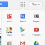 Google 正著手測試新的工具列介面,告別小黑條