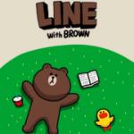 LINE 推出官方版熊大主題,iOS/Android 都支援