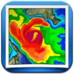 全球天氣雷達,觀察追蹤天氣狀況的最佳 App(iOS)
