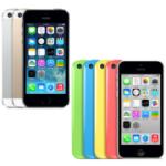 中華 遠傳 台灣大哥大 iPhone 5C/iPhone 5S 預約網頁一覽