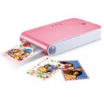 Pocket Photo 3.0 粉紅版口袋相印機,手機照片隨手印