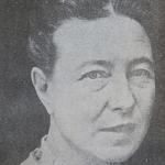 Google 首頁塗鴉:Simone de Beauvoir 法國存在主義作家西蒙.波娃106歲誕辰