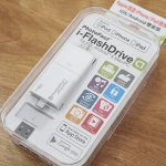 i-FlashDrive 雙頭龍,支援 iPad/iPhone 的檔案傳輸神器