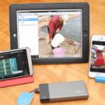 Kingston MobileLite Wireless無線卡碟分享器,多人無線分享檔案超方便