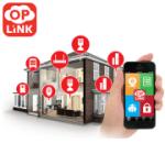 Oplink TripleShield  All in one 雲端監控警報系統,居家、辦公皆適用