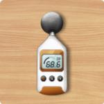用手機APP測環境噪音的聲級計 Sound Meter(手機分貝計)