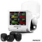 PAPAGO! P1 Pro 高畫質行車記錄器+無線胎壓偵測器一步到位評測