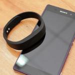 Sony SmartBand SWR10 + Sony Xperia Z2 穿戴裝置和智慧裝置的完美結合