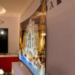 LG 決勝畫質!OLED 4K曲面電視登場