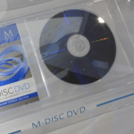 [COMPUTEX 2014] 錸德 M-Disc 千年光碟,長期保存資料的優質之選