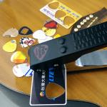 [開箱] 自己的吉他 Pick 自己做! Pick Punch 輕鬆 DIY 吉他彈片