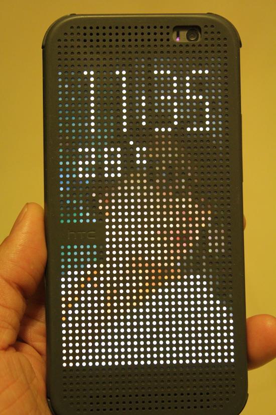 HTC Dot View 炫彩保護殼可以用自定照片囉! IMG_3947