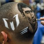 [早安! 地球] 把頭當畫布 美國理髮師在頭上「剃」出足球員