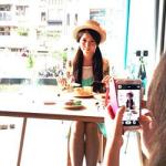 Hiiir 愛享客小聚課程記實花絮 No. 3:正妹下午茶室內手機攝影課