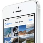 iOS 8 相機加入智慧功能,縮時攝影功能新登場!