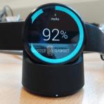 帥氣 Moto 360 智慧手錶照片大曝光,支援無線充電!